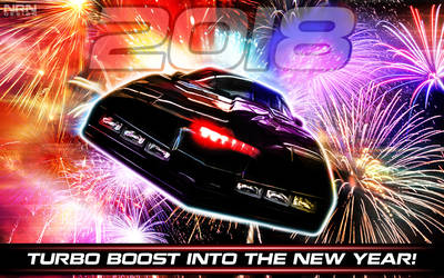 Turbo Boost into the New Year - 2018 by valaryc