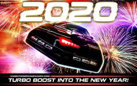 Turbo Boost into the New Year - 2020