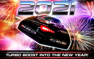 Turbo Boost into the New Year 2021