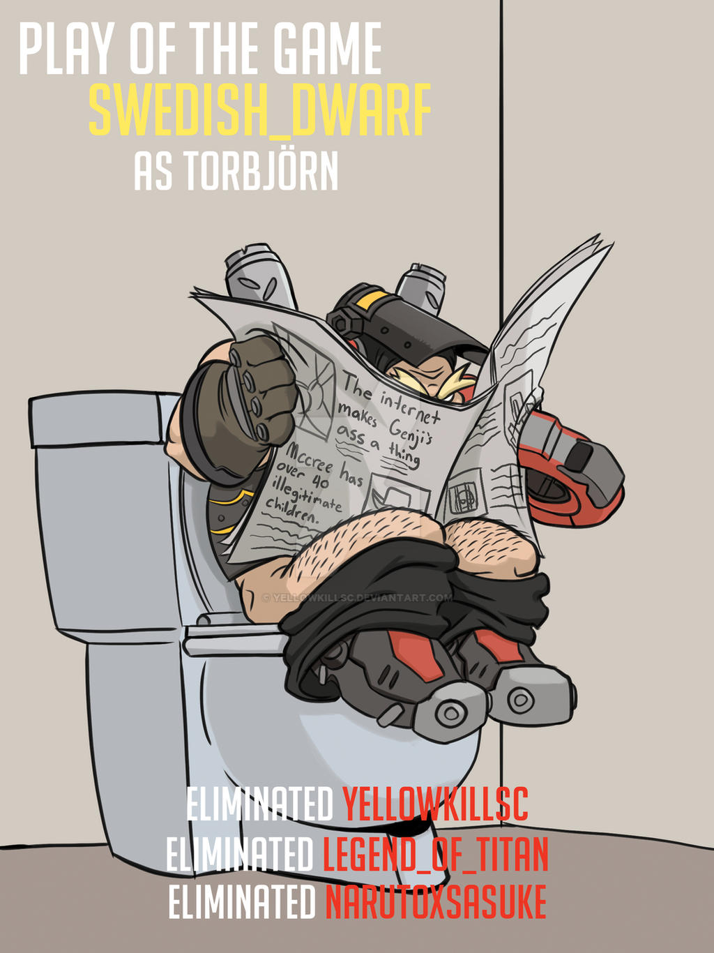 Play of the Game: Torbjorn