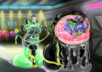 Dr Silex 5000 Thank's You by Infla-factory