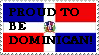 Proud To Be Dominican by Pau-Pipo