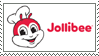 Jollibee Stamp by tmma1869