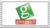 Greenwich Stamp by tmma1869