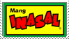 Mang Inasal Stamp by tmma1869