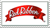Red Ribbon Stamp by tmma1869