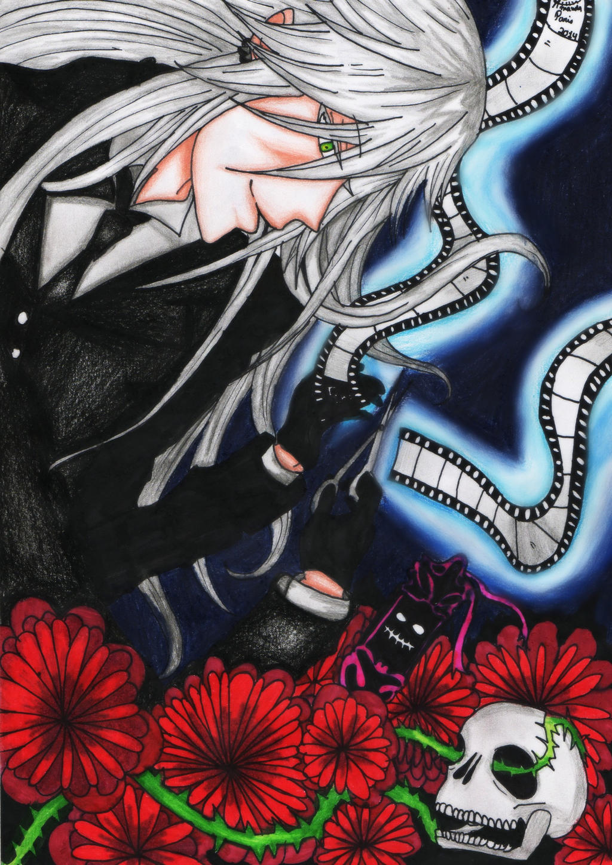 The Undertaker by Skarlet-Death