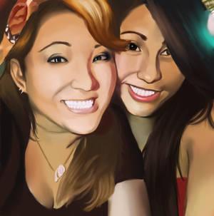 Liz And Sis