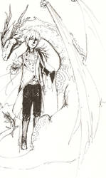 Simon and Dezali by stregawolf