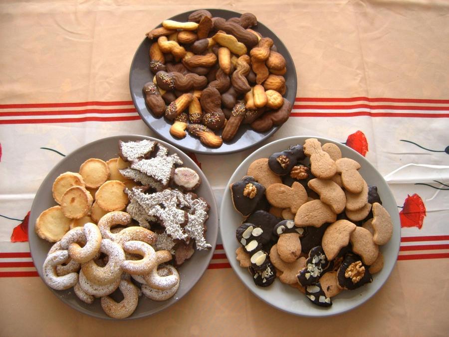 Christmas cookies 2012 by digikijo