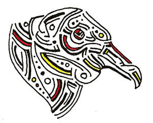 Vulture tattoo design by goshawk on deviantart for Vulture tattoo meaning