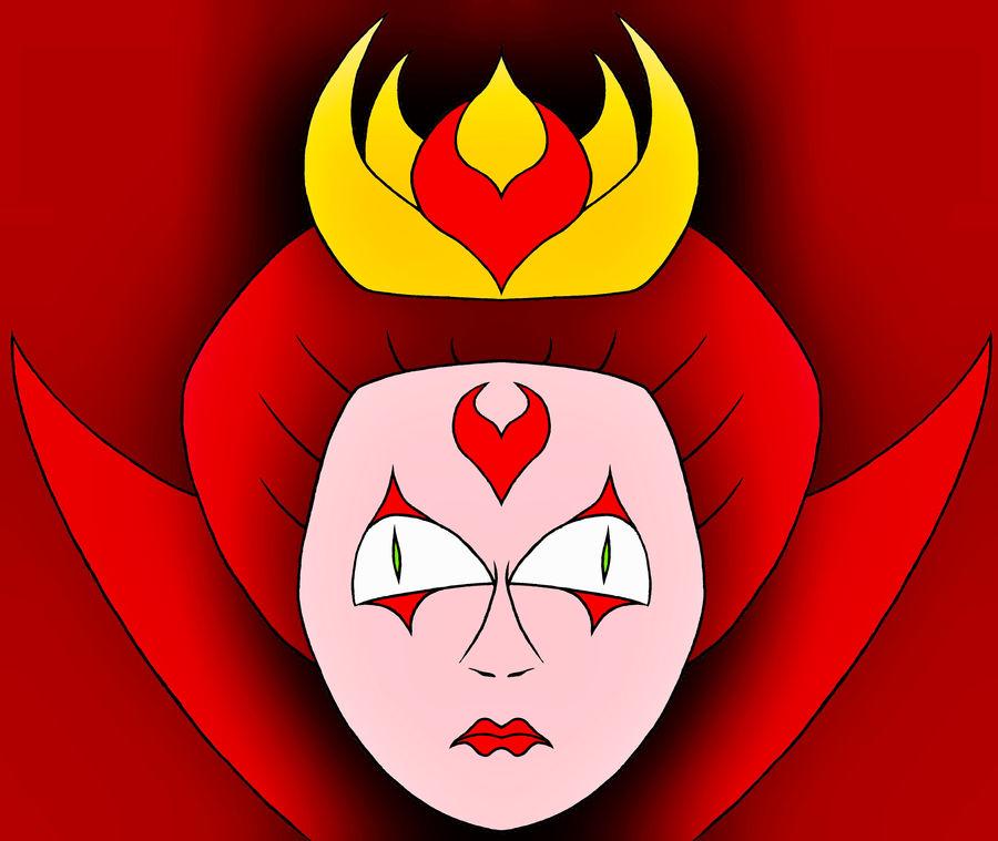 Queen of Hearts by Imaginician