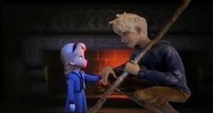 Elsa's not so imagainary imagainary friend