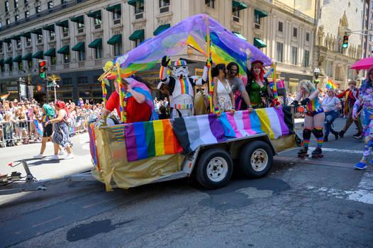 The Battle for Pride, Pride Weekend