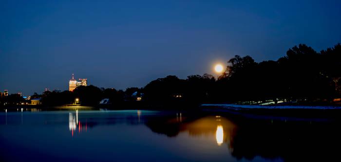 2020 Full Halloween Blue Moon