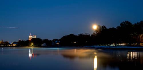 2020 Full Halloween Blue Moon 2