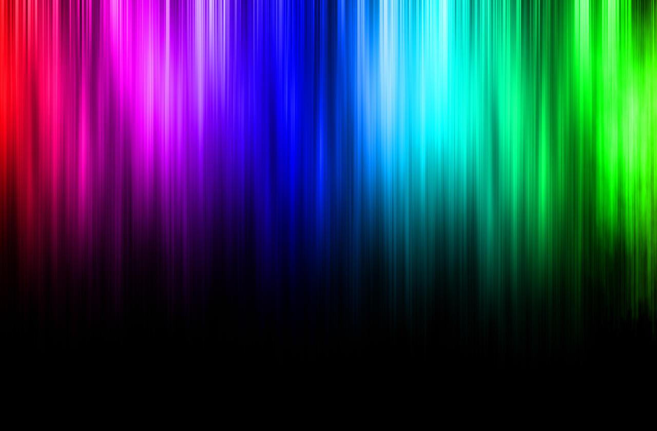 cool rainbow