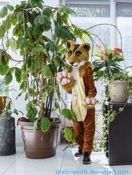 Zira Lioness Fursuit