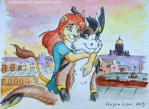 Zira and Ferox