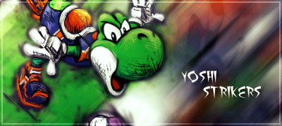 Yoshi Strikers by BriKouuu