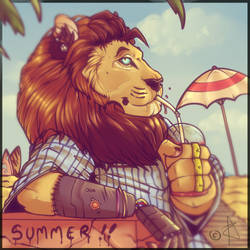 Summer time by Zykido