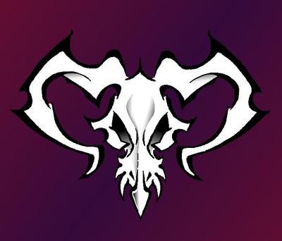 bull dragon design by akuma wolf on deviantart. Black Bedroom Furniture Sets. Home Design Ideas