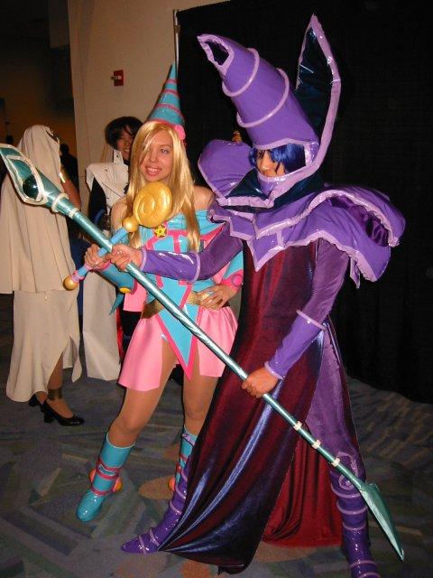 Dark Magician + Girl Cosplay by waynekaa ...  sc 1 st  DeviantArt & Dark Magician + Girl Cosplay by waynekaa on DeviantArt