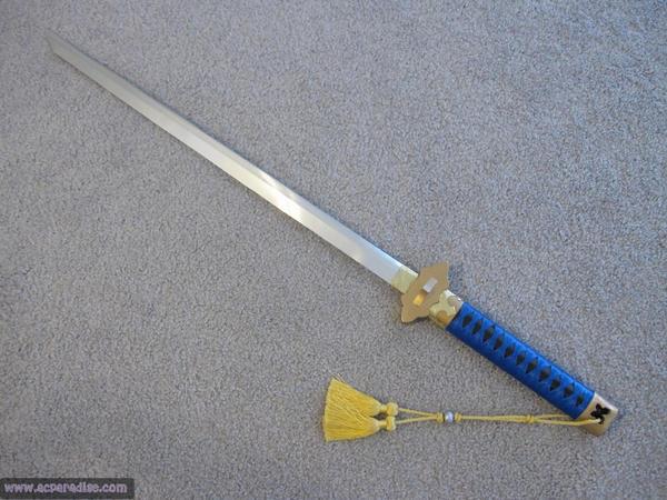 Rin Okumura Sword Blue Exorcist by waynekaa on DeviantArt