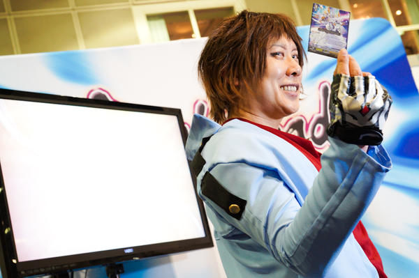 DAIGO from Cardfight!! Vanguard Gunslinger by waynekaa