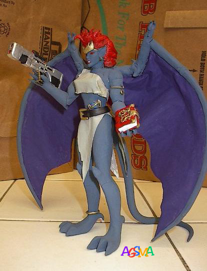 gargoyles cartoon demona