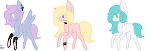 My Little Pony Adoptables! {OPEN}