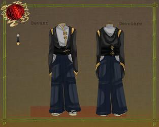 .::Academie Yokai::. Uniforme Masculin by Looche