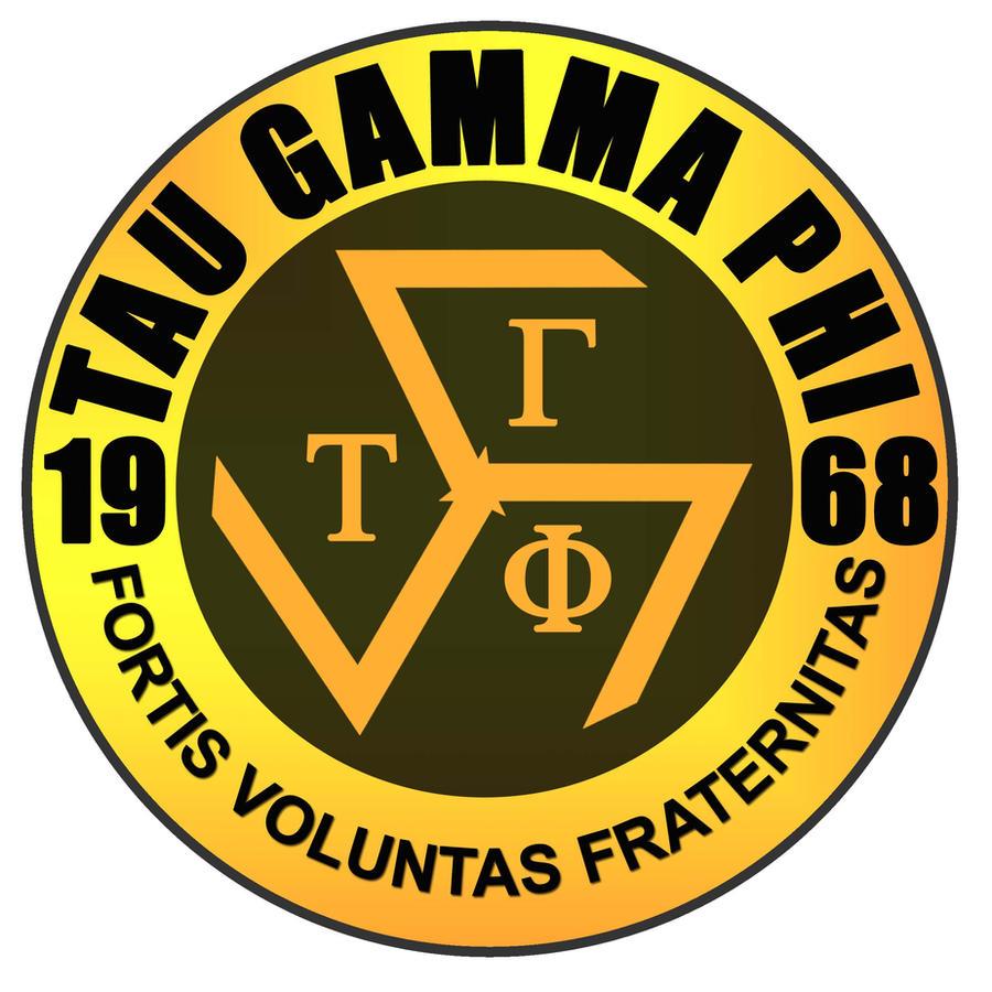 TRISKELION LOGO 2012 TAU GAMMA PHI FRATERNITY By