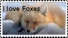 Fox Love Stamp- Redone