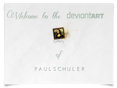 Welcome deviantART
