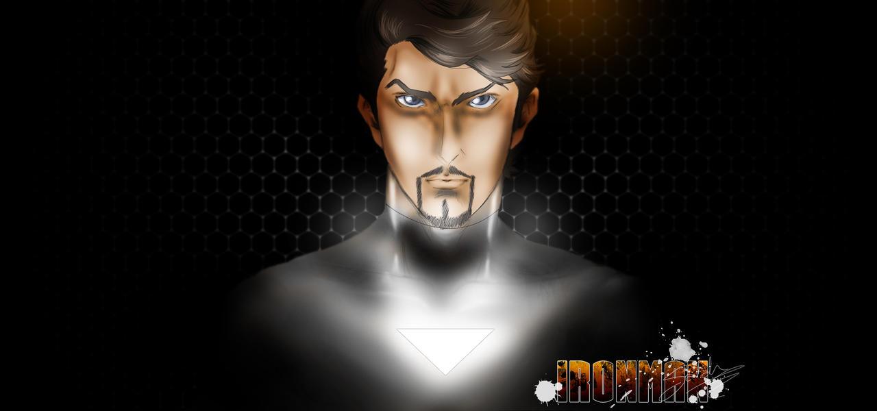 Iron Man by shangraf-srh
