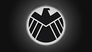 S.H.I.E.L.D. logo wallpaper v1 by shangraf-srh