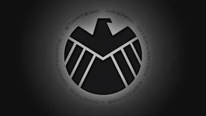 S.H.I.E.L.D. logo wallpaper v2 by shangraf-srh