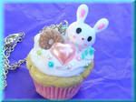 Kawaii Usagi Cuppy Cake