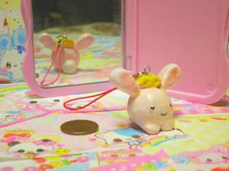 1st Edition Bunny Charm by ImperfectKawaii