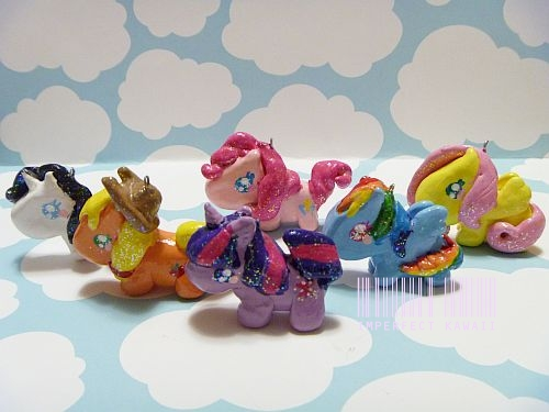 My Little Pony: Friendship is Magic by ImperfectKawaii