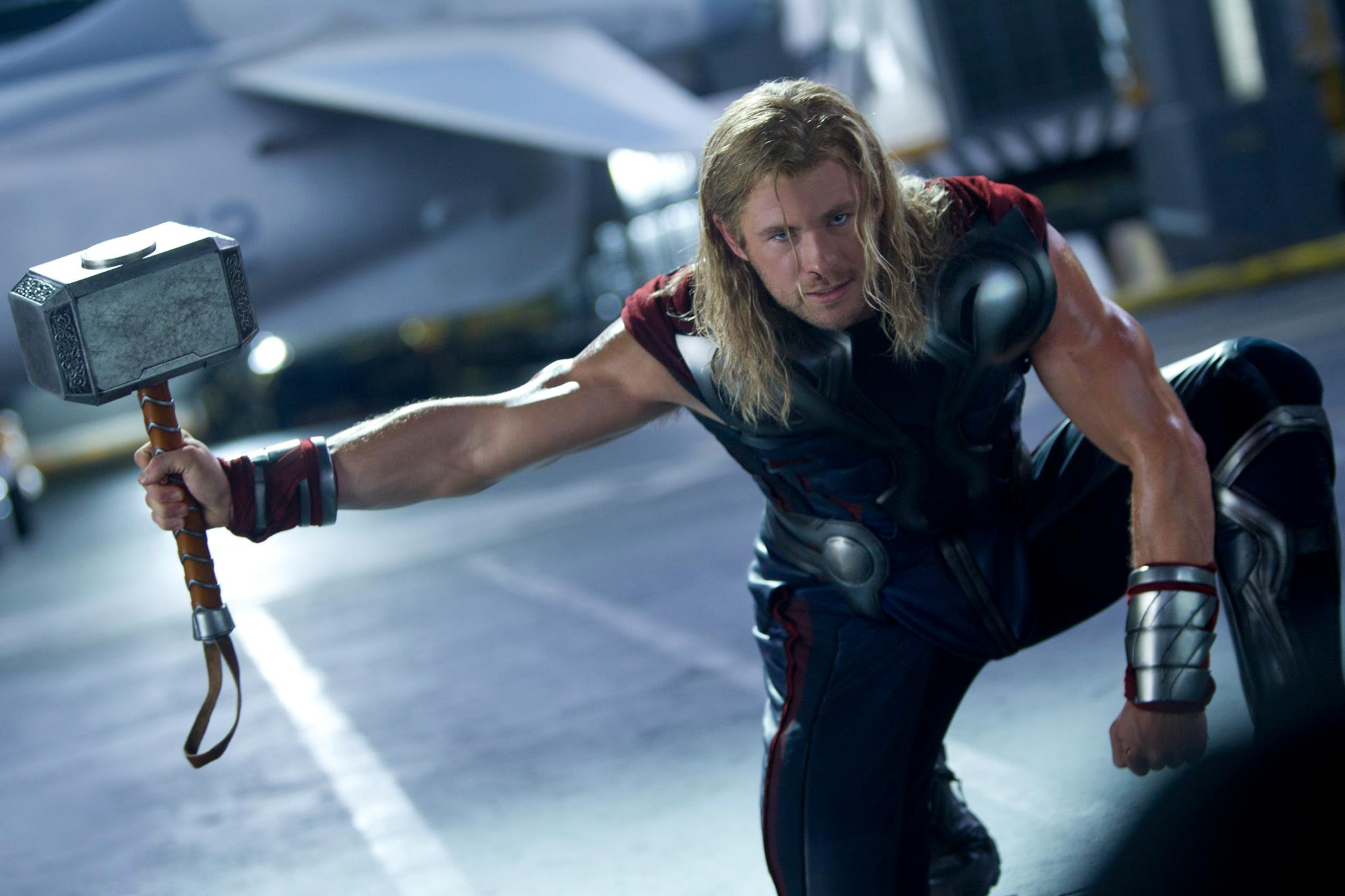 Thor avengers wallpaper by dxRAMPAGExb