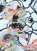Comm: BabyDoll paperchild by Tamorii