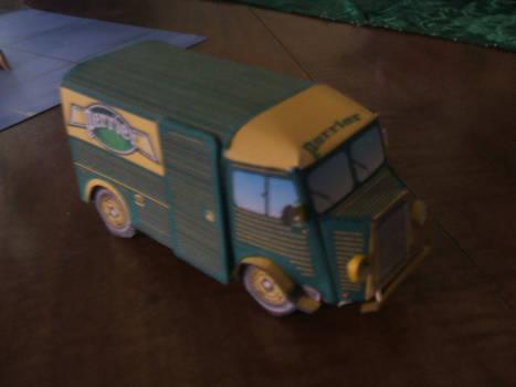Perri water truck 1
