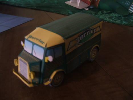 Perri water truck 2