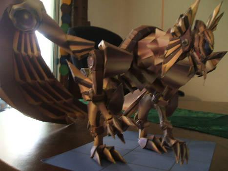 Wing dragon of Ra
