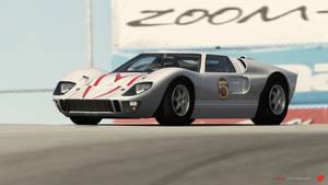 Speed Racer Mach5 Ford GT 40 1