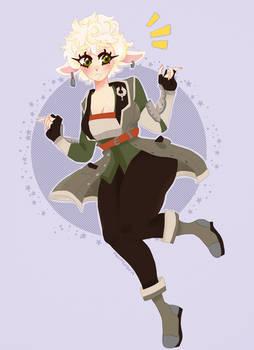 Happy Huntress Baa!