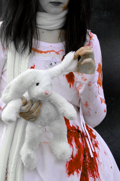 White Rabbit by Cesia