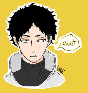 Akaashi Keiji (merc!AU)